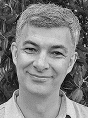 Zoran Kovich portrait